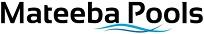 Mateeba Pools Logo